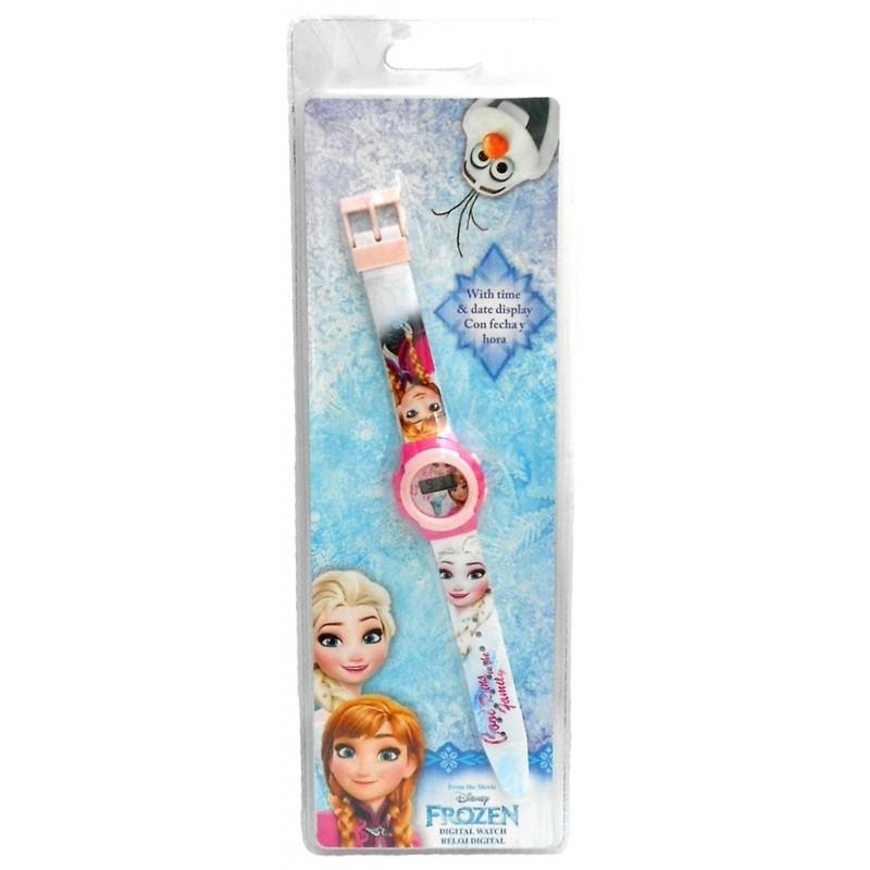 Dívčí Digitální Hodinky Frozen