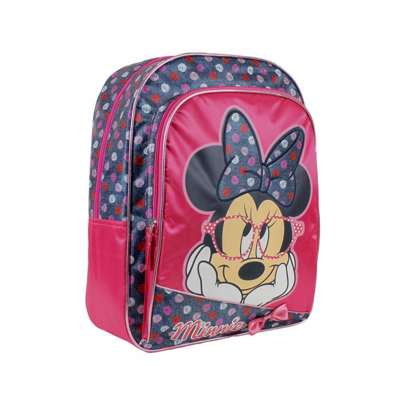 Dívčí batoh s Myškou Minnie / Minnie Mouse 41 cm