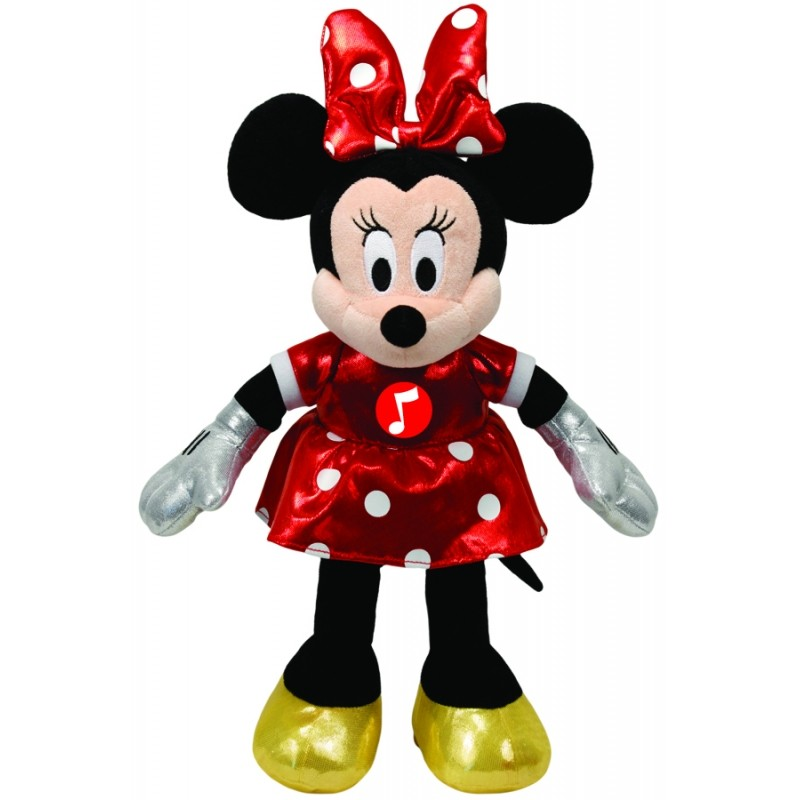 Minnie Mouse Plyšová Figurka 20 Cm