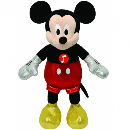 Smějící se figurka Mickey Mouse / Myšák Mickey 20 cm