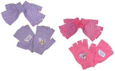 Bezprstové rukavice pro holky Violetta / vecizfilmu