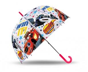 Průhledný deštník Blaze