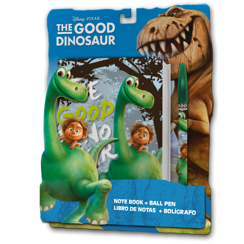 Set Notes S Propiskou The Good Dinosaur / Hodný Dinosaurus