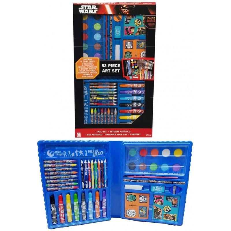 Velká Umělecká Sada Star Wars