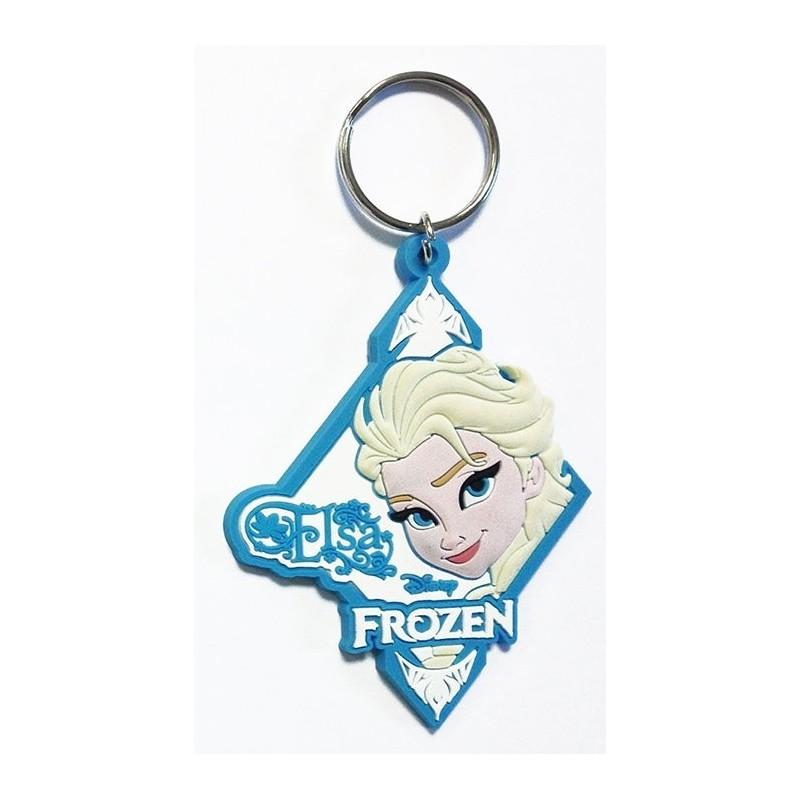 Klíčenka modrá Elsa / Frozen