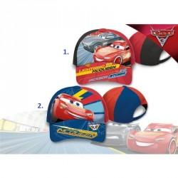 Chlapecká kšiltovka s hrdinou Bleskem McQueenem Cars