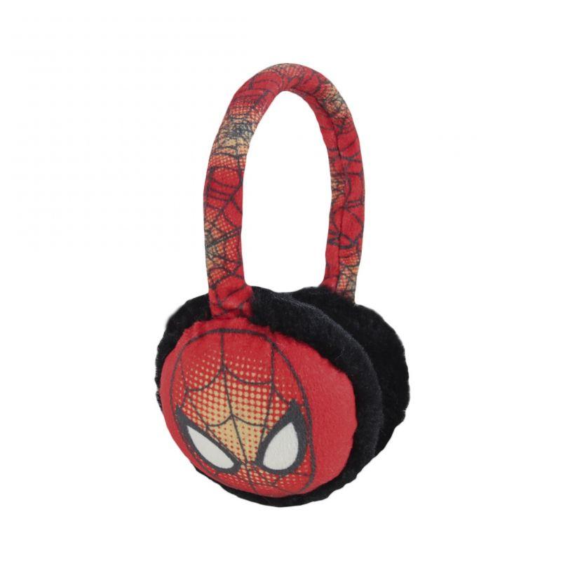 Klapky Na Uši Spiderman Červené