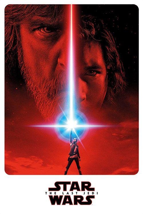 Plakát  Star Wars Viii 61 X 91,5 Cm