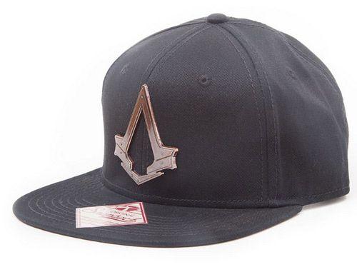 Čepice Baseballová Kšiltovka Rap Assassins Creed Černá Bronze Logo 04d956e0ed