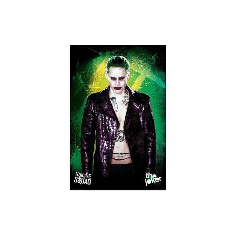 Plakát 61 x 91,5 cm Suicide Squad / Sebevražedný oddíl Joker
