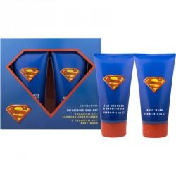 Superman Toaletní Set Sprchový Gel A Šampon S Kondicionérem / Kosmetika