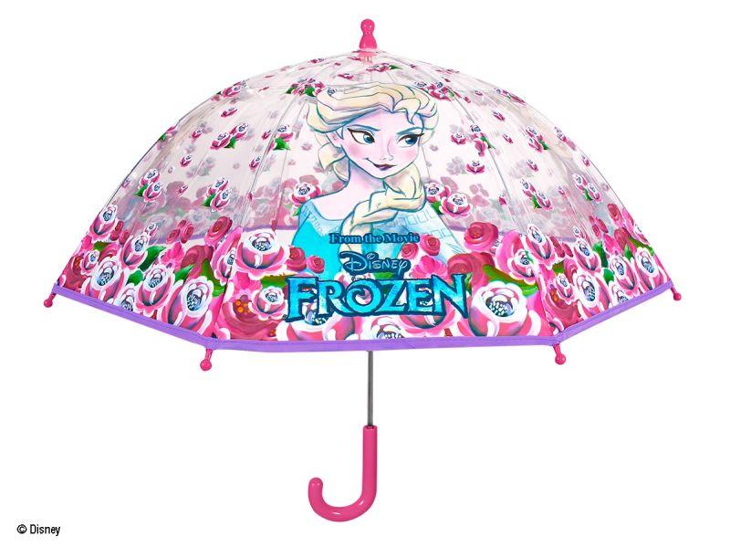 Deštník Manuální Ledové Království / Frozen Elsa 42 Cm