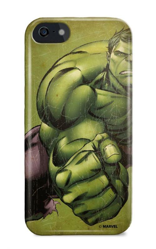 Kryt na telefon Hulk Avengers iPhone 5 / 5s