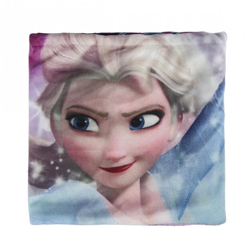 Sametový Dívčí Podzimní / Zimní Nákrčník Frozen / Ledové Království Elsa