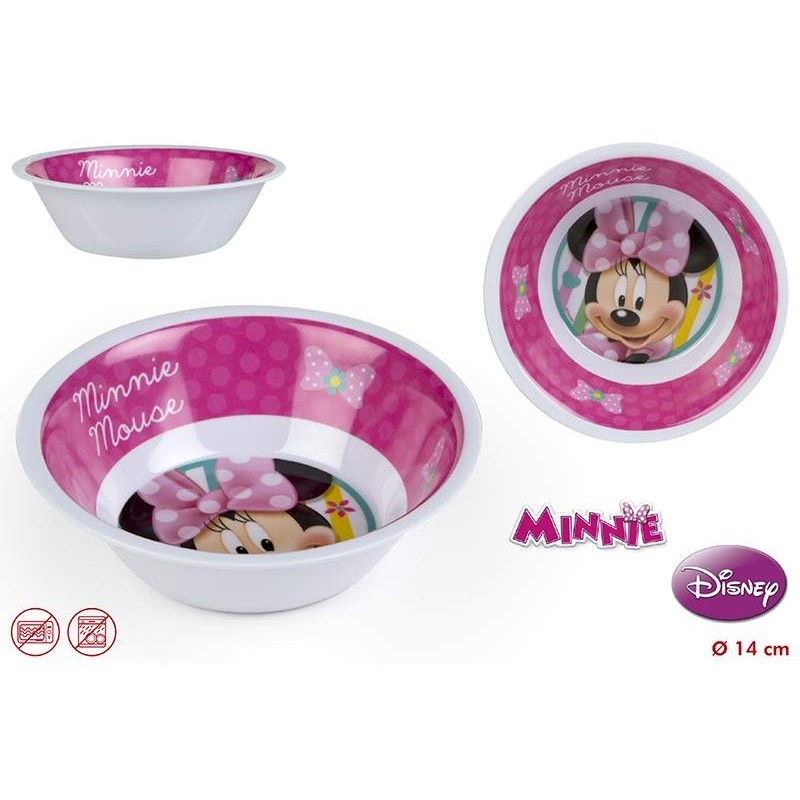Miska plastová Minnie Mouse