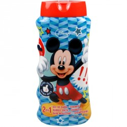 Mickey Mouse 2v1 šampon a pěna do koupele