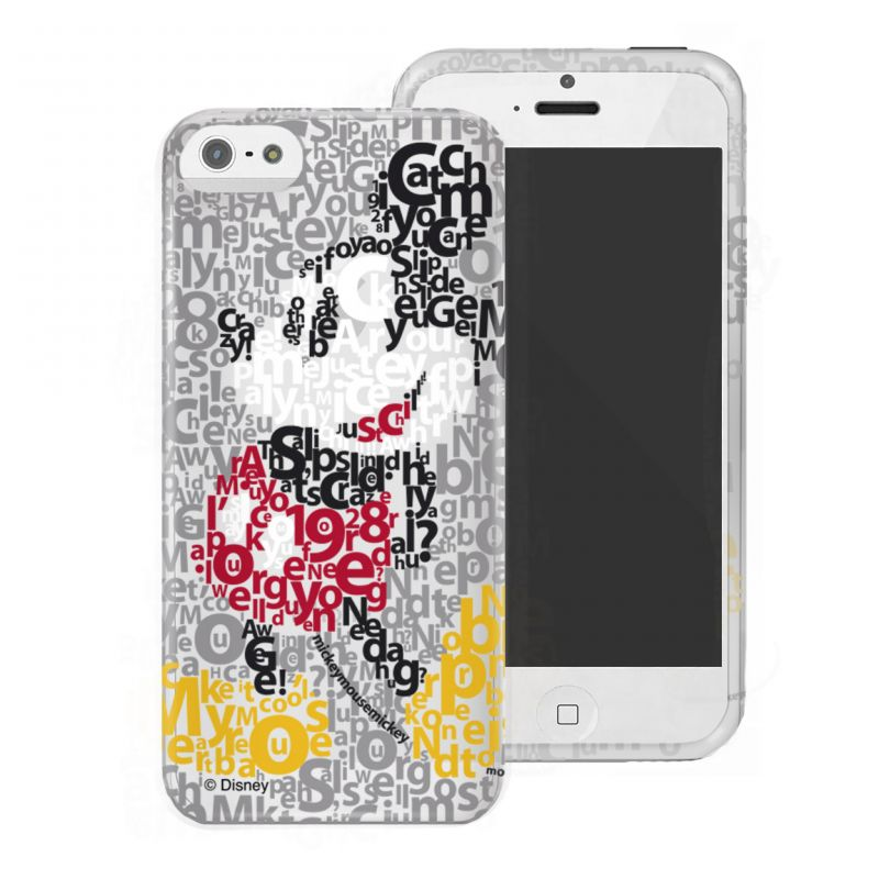 Kryt Na Mobil Mickey Mouse Iphone 5 / 5S