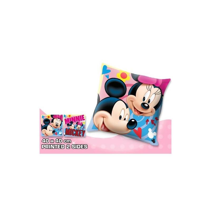 Polštář Mickey Mouse A Minnie Mouse / vecizfilmu