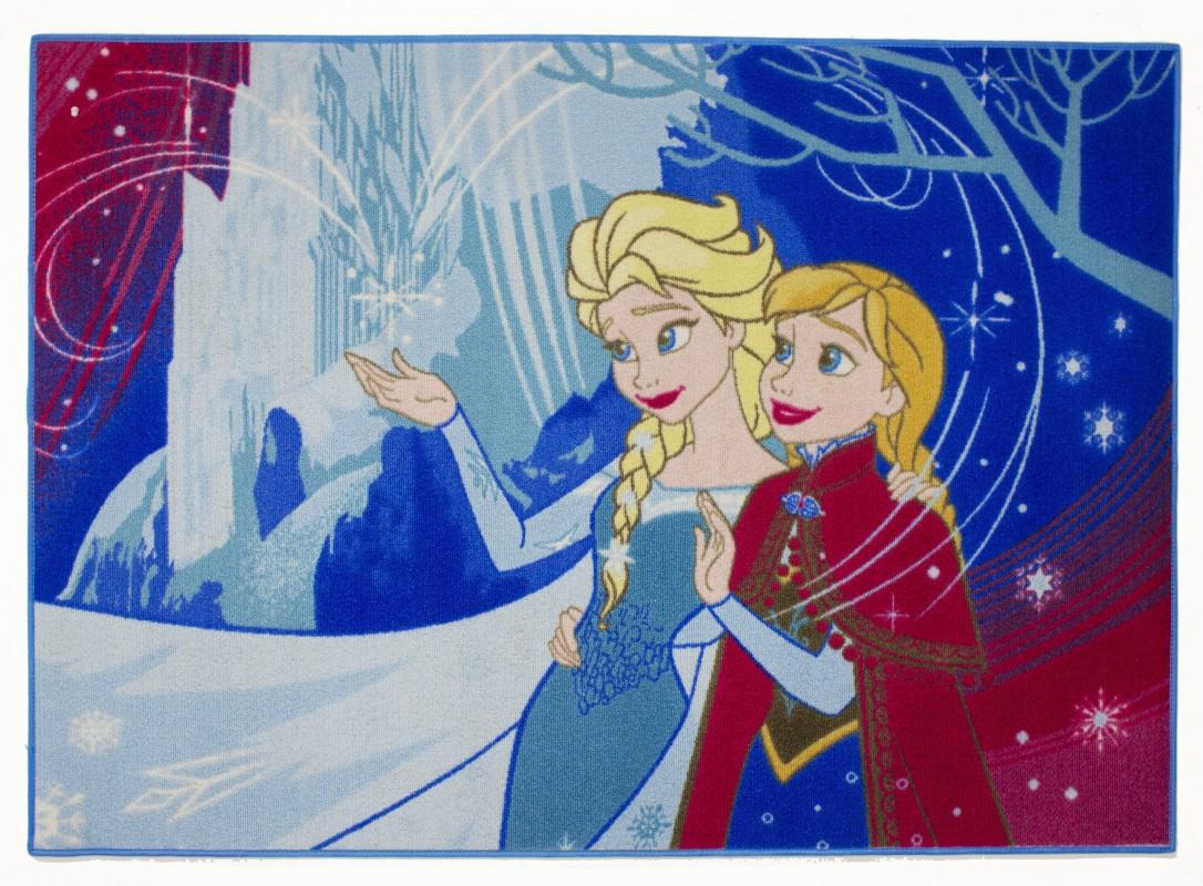 Koberec Ledové Království / Frozen – Let It Go 95 X 133 Cm