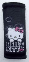 Polstrování Pásu Hello Kitty Černá
