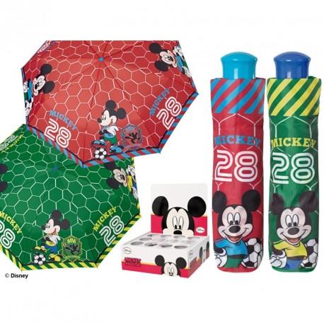 Skládací deštník Mickey Mouse / vecizfilmu