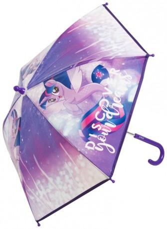 Dívčí manuální deštník fialový My Little Pony
