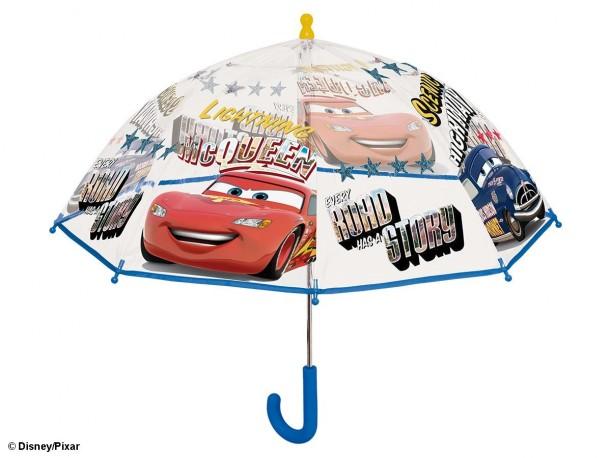 Chlapecký manuální deštník s Bleskem McQueenem Cars / Auta
