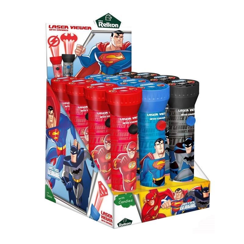 Projektor s bonbonky Justice League Batman / Superman
