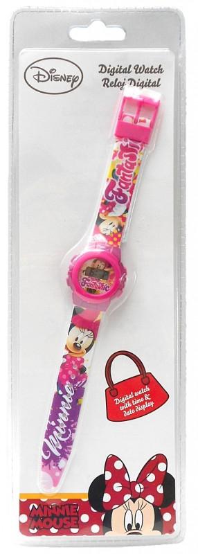 Digitální hodinky pro holky Minnie Mouse / Myška Minnie
