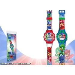 Digitální hodinky PJ Masks Amaya / Greg / Connor
