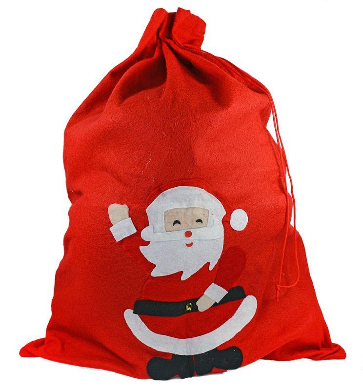 Pytlík vánoční MAXI 50 x 70 cm