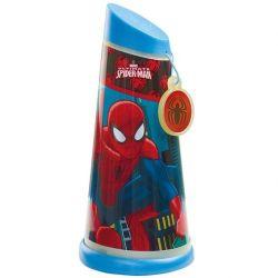 Noční lampička se svítilnou Spiderman 16 cm
