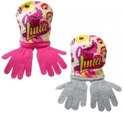 Čepice a rukavice Soy Luna / vecizfilmu
