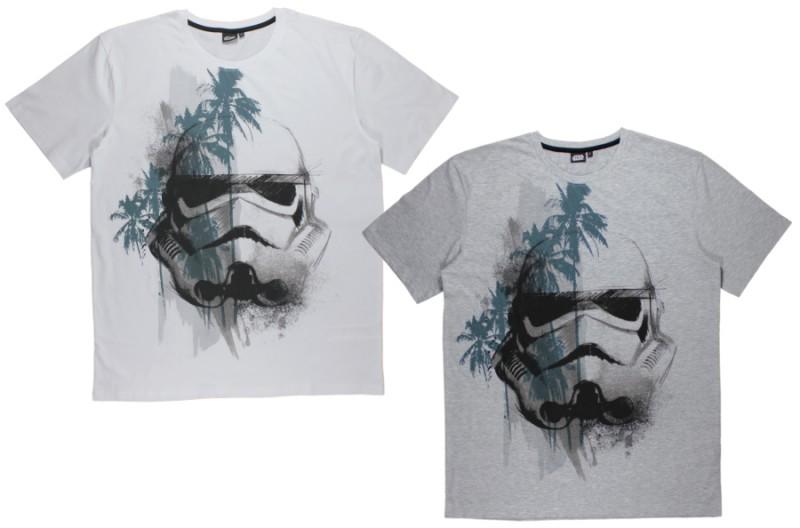 Pánské Triko Star Wars Stormtrooper / vecizfilmu