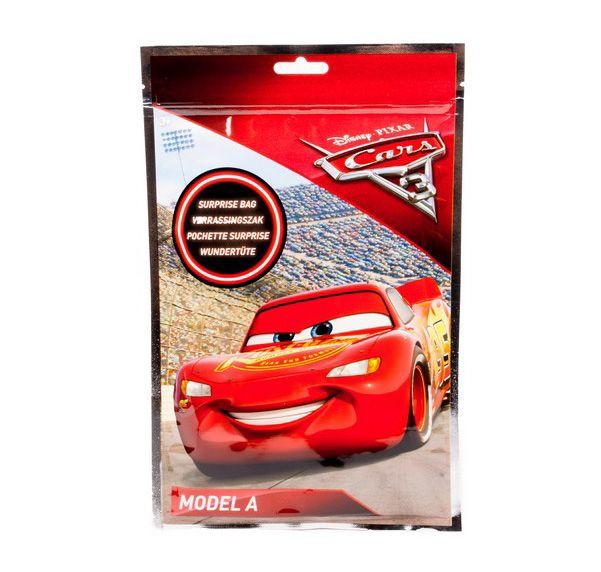 Sáček s překvapením Auta / Cars