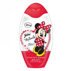 Minnie 2V1 Šampon A Pěna Do Koupele 300 ml