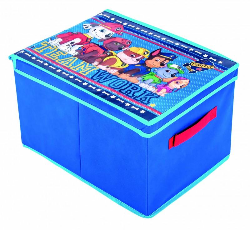 caf135b46 Úložný Box / Krabice Tlapková Patrola / Paw Patrol Modrý 30 Cm