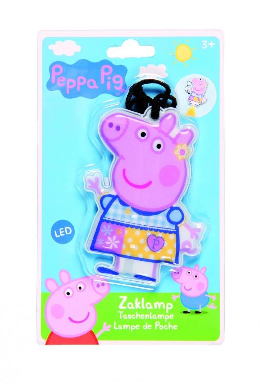 Klíčenka Se Svítilnou Prasátko Peppa / Peppa Pig