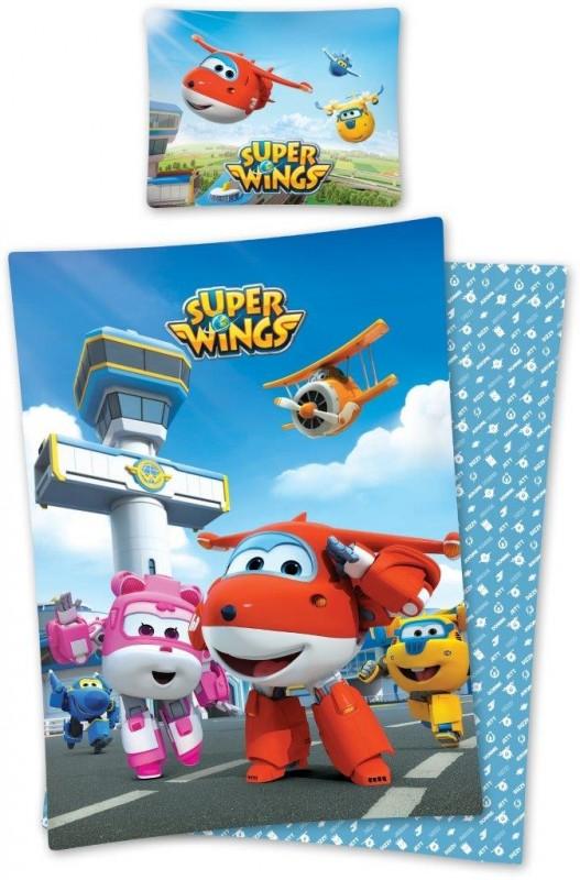 Povlečení Super Wings 140 X 200 Cm