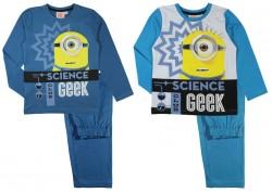 Pyžamo / domácí úbor  Mimoni / Minions Science Geek / vecizfilmu