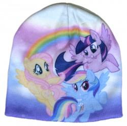 Dívčí Podzimní / Zimní Čepice My Little Pony velikost 52 / 54 cm
