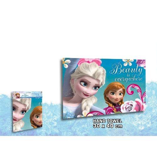 Ručník na ruce Ledové Království / Frozen Anna Elsa / 30 x 40 cm