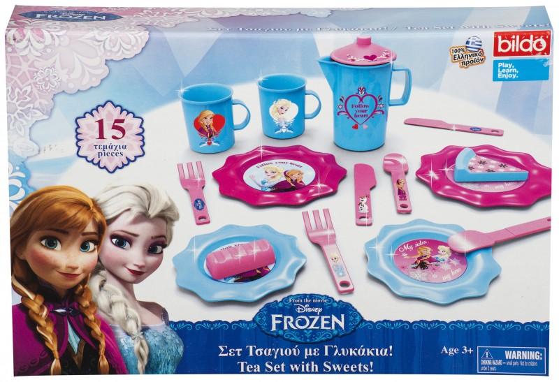 Čajová Sada Ledové Království / Frozen Anna Elsa