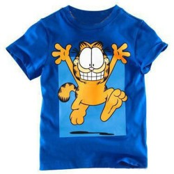 Dětské tričko GARFIELD