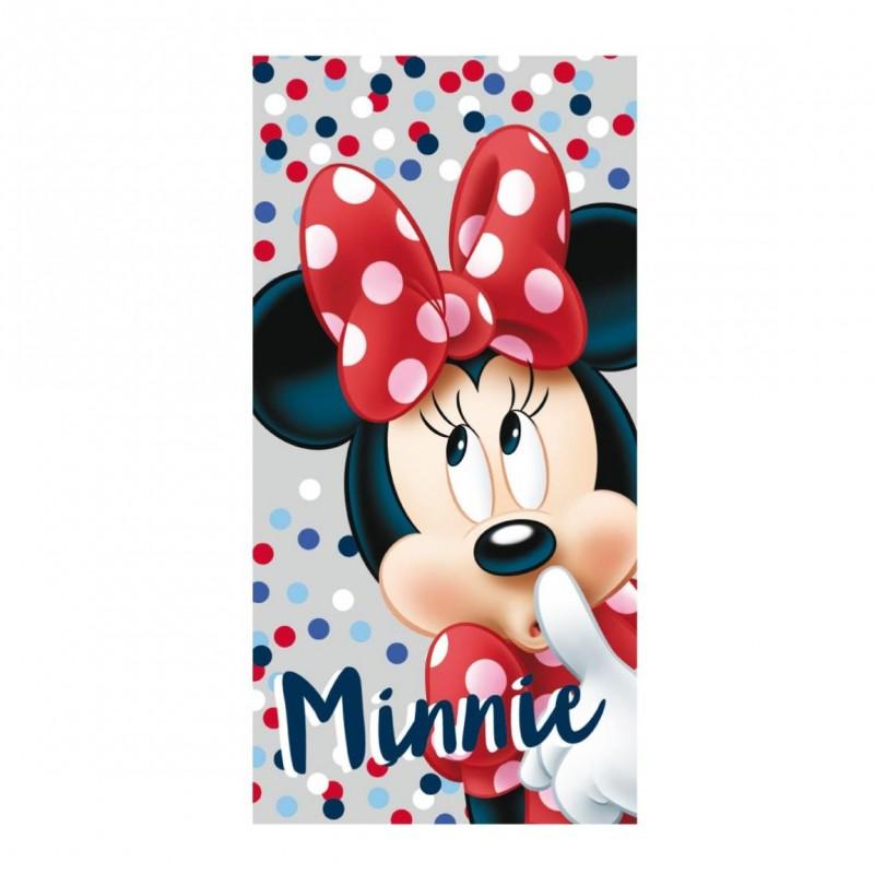 Osuška Minnie Mouse 140 X 70 Cm