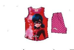 Plážový Set Zázračná Beruška / Miraculous Ladybug Červený / Růžový
