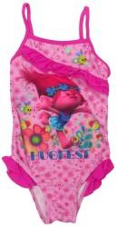 Plavky Trollové / Trolls Poppy Hug Fest Růžové