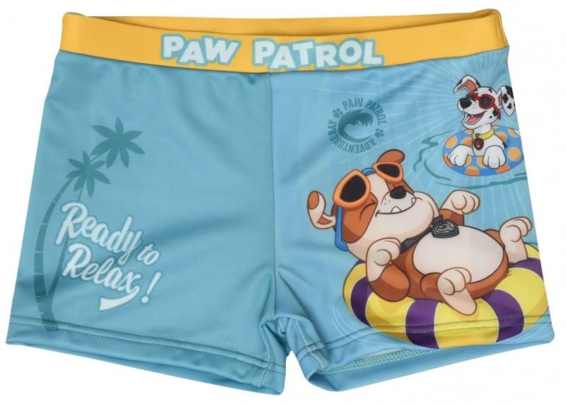 Plavky Tlapková Patrola / Paw Patrol Rubble Modré