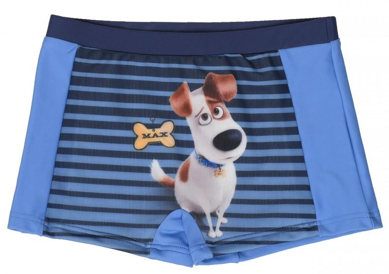 Chlapecké Plavky Tajný Život Mazlíčků / The Secret Life Of Pets Modré