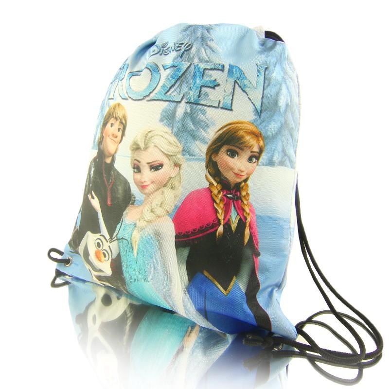 Taška Na Záda   Batoh Ledové Království   Frozen Anna Elsa Olaf d7cfeec257